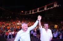 YAŞAR KEMAL - Seyhan Ve Çukurova Belediyelerinden 19 Mayıs Kutlaması