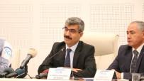 İŞÇİ SAĞLIĞI - SGK Başkanı Bağlı'dan Borcunu Yapılandıran Vatandaşlara Uyarı