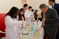 Sivas Fen Lisesi'nde Bilim Fuarı Düzenlendi
