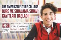 AKREDITASYON - The Amerıcan Future College Yerleştirme Ve Burs Sınavı 21 Mayıs'ta Gerçekleşecek