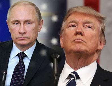 Time'dan 'Beyaz Saray Kremlin Sarayı'na dönüşüyor' göndermesi