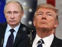 TİME DERGİSİ - Time'dan 'Beyaz Saray Kremlin Sarayı'na dönüşüyor' göndermesi
