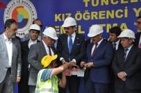 TEMEL ATMA TÖRENİ - TOBB Başkanı Hisarcıklıoğlu Açıklaması 'Batı Ülkelerinde Kadınların İş Gücüne Katılımı Yüzde 50, Bizde Bunun Yarısı'