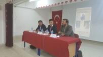 İŞİTME ENGELLİ - Tokatlı Yazarlar Gençlerle Buluştu