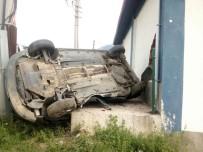 Trafik Kazasında Yaralanan Genç Hayatını Kaybetti