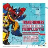 ÇİZGİ FİLM - Transformers Eskişehir'de İlk Kez Neoplus'ta