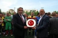SANI KONUKOĞLU - TÜFAD Gaziantep Şubesi Sani Konukoğlu Futbol Turnuvası