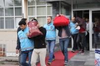 FUHUŞ OPERASYONU - Türkiye'nin En Büyük Fuhuş Operasyonu Zanlıları Adliyede