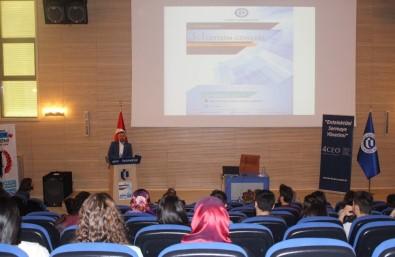 Uşak Üniversitesi 3. İletişim Günleri Etkinliği Yapıldı