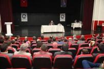 Vali Balkanlıoğlu Okul Aile Birliği Başkanları İle Buluştu