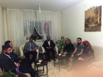 ŞEHİT POLİS - Van Müftülüğünden Şehit Ailesine Ziyaret