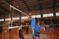 YELTEN - Voleybol Turnuvasının Şampiyonu Mesude-Erol Memioğlu Mesleki Ve Teknik Anadolu Lisesi