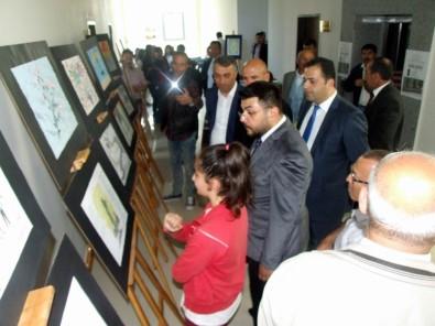 Yerköy'de 15 Temmuz Milli İrade Konulu Resim Sergisi Açıldı