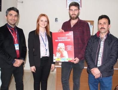 Yozgat'ta LÖSEV'e Kayıtlı Ailelere Gıda Desteği