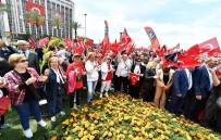 CUMHURİYET HALK PARTİSİ - 19 Mayıs'a 'Halk Kutlaması'