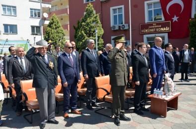 19 Mayıs Atatürk'ü Anma, Gençlik Ve Spor Bayramı Hayrabolu'da Kutlandı