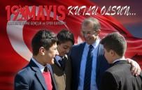 ÇIÇEKLI - 19 Mayıs Atatürk'ü Anma, Gençlik Ve Spor Bayramı Mesajları