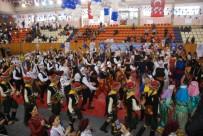 TÜRK BAYRAĞI - 19 Mayıs'da Ellik Oyunu İle Birliktelik Mesajı Verildi