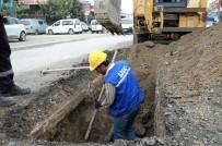 YEŞILTEPE - 25 Milyonluk Projede Çalışmalar Devam Ediyor