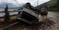 SÜLEYMAN DEMİREL - 6 Yaşındaki Çocuk Trafik Kazasında Öldü