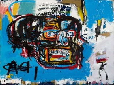 ABD'li Ressam Basquiat'ın Tablosu Rekor Fiyata Satıldı