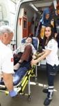 YAŞLI ADAM - Abdest Alırken Düşen Yaşlı Adam Yaralandı