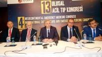 AVUSTURYA - Acil Servisin Devleri Antalya'da Buluştu