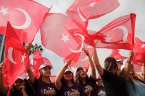 İL BAŞKANLARI - Adana'da 19 Mayıs Coşkusuna İzmir Marşı Damgası