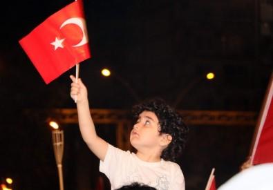 Adana'da '19 Mayıs' Coşkuyla Kutlandı
