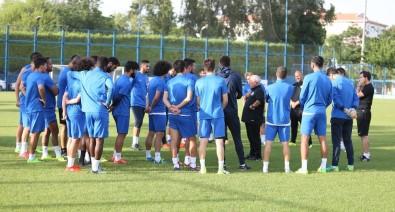 Adana Demirspor, Mersin İdmanyurdu Maçı Hazırlıklarını Tamamladı
