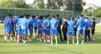 ALPER ULUSOY - Adana Demirspor, Mersin İdmanyurdu Maçı Hazırlıklarını Tamamladı