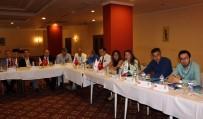 KALİFİYE ELEMAN - Alanya'da Sağlık Turizmi Konuşuldu