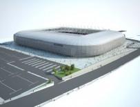 VODAFONE ARENA - Ankara, yıl sonunda yeni stada kavuşuyor