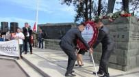 ÖĞRETMENEVI - Ayvalık'ta 19 Mayıs Töreni