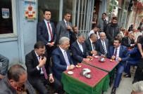 TURGAY ALPMAN - Bakan Arslan Iğdır'da Esnafı Ziyaret Etti