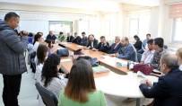 İBRAHIM KARAOSMANOĞLU - Başkan Karaosmanoğlu Açıklaması 'Çocuklar Okulda Değil Hayatta Birinci Olsun'