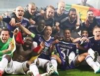 BELÇIKA - Belçika'da şampiyon Anderlecht