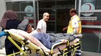 YAŞLI ADAM - Bisikletin Çarptığı Yaşlı Adam Yaralandı