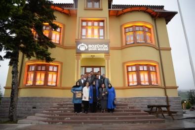 Bozüyük Bosnalı Misafirlerini Ağırladı