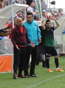 Büyükşehir Belediyespor Teknik Direktörü Levent Devrim Açıklaması