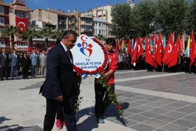 Çanakkale'de 19 Mayıs Kutlamaları