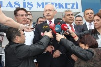 SÖZCÜ GAZETESI - CHP Lideri Kılıçdaroğlu'ndan Sözcü Gazetesi'ne Destek Ziyareti