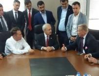 SÖZCÜ GAZETESI - CHP lideri Kılıçdaroğlu, Sözcü gazetesinde