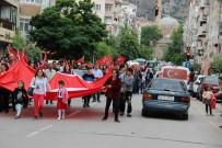 EĞITIM İŞ - CHP'lilerin Yürüyüşünde Güzergah Krizi