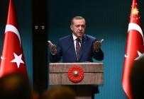 HAKIMLER VE SAVCıLAR YÜKSEK KURULU - Cumhurbaşkanı Erdoğan HSK'ya 4 Yeni Üye Atadı