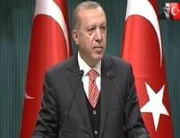 Cumhurbaşkanı Erdoğan: Bir sonraki kızıl elmamız olan 2053 ise sizlere emanettir