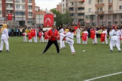 Develi'de 19 Mayıs Atatürk'ü Anma, Gençlik Ve Spor Bayramı Kutlamaları