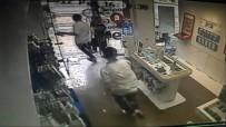 SİVİL POLİS - Dolandırıcı Kaçtı Çalışanlar Kovaladı
