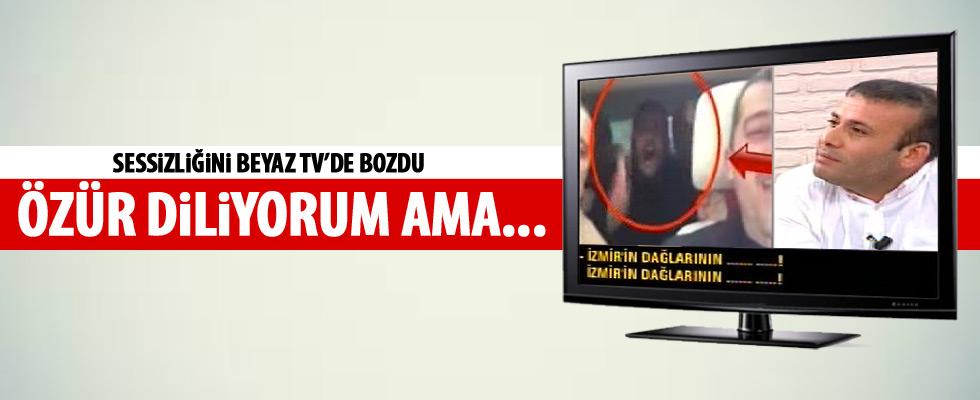 Ebubekir Öztürk: Özür diliyorum ama...