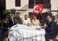Edirne Belediye Başkanı Gürkan Dünyaevine Girdi